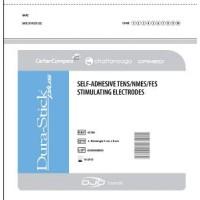 Electrodes à pression Dura Stick Plus