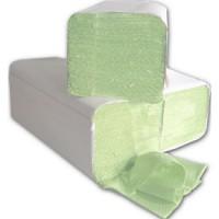 Recharges d'essuie-mains papier verts