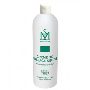 """Crème de massage neutre Premium """"Extreme Longue glisse"""" 1L"""