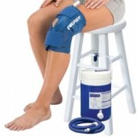 Cryo Cuff Aircast, Cryotherapie compressive