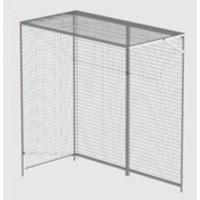 Cage de poulietherapie 2mx1m
