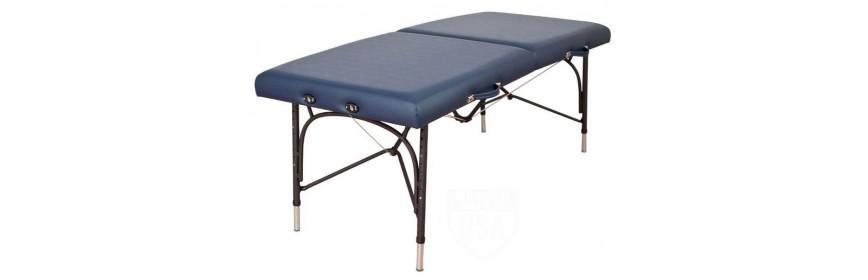 Table massage pliante